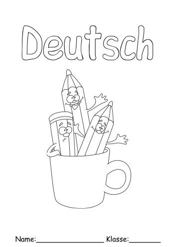 Deckblatt Deutsch Klasse 7 Mi23 Startupjobsfa