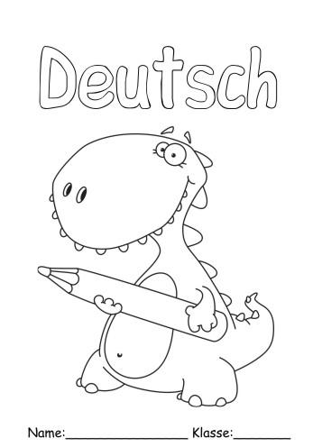 Malvorlagen Deutsch Coloring And Malvorlagan