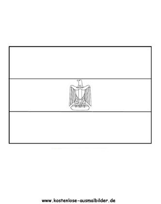 Großartig ägypten Flagge Malvorlagen Ideen - Framing Malvorlagen ...