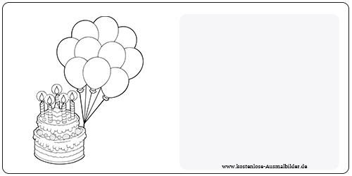 Fantastisch Karten Für Kinder Zum Ausmalen Ideen - Ideen färben ...