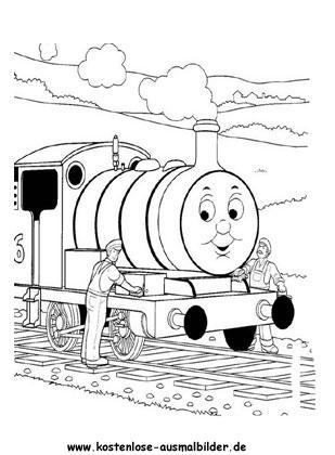 Gemütlich Thomas Der Panzermotor Malvorlagen Percy Ideen - Ideen ...