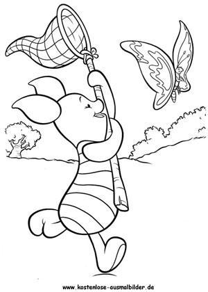 Malvorlagen Winnie Pooh Ferkel | My blog
