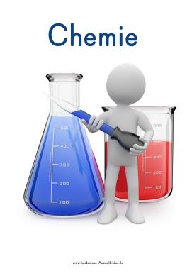Piktogramm  Chemie