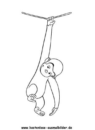 Coco Tv Ausmalen Malvorlagen Coco Der Neugierige Affe